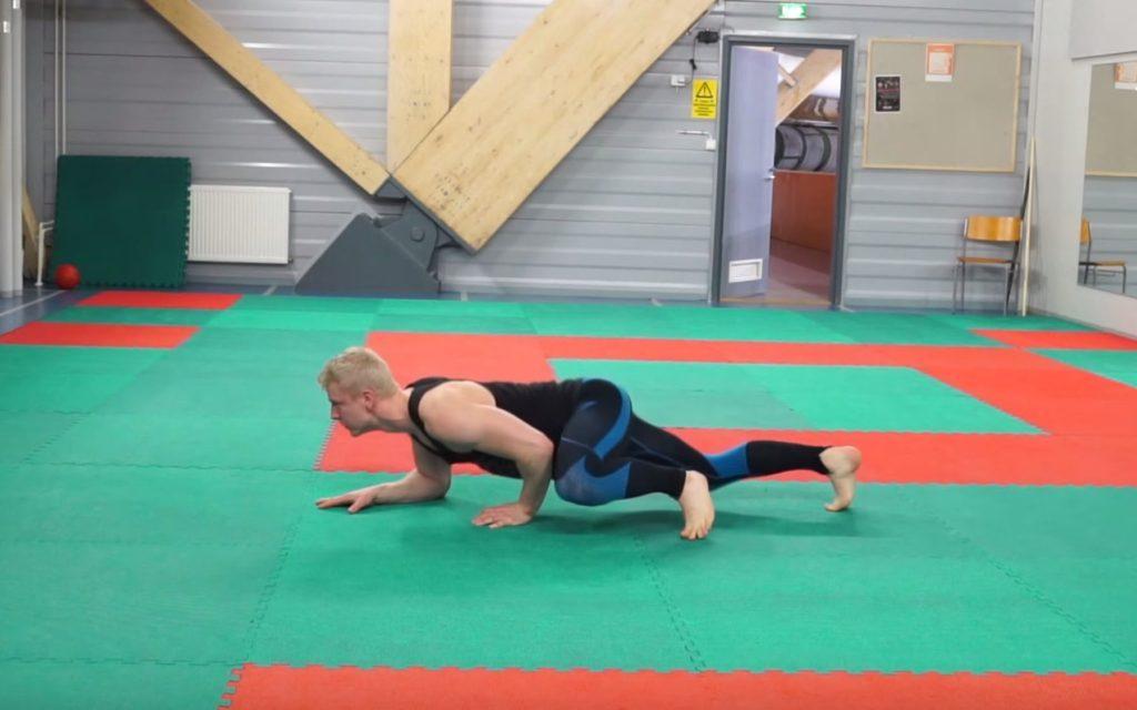 Principios de entrenamiento de Conor McGregor