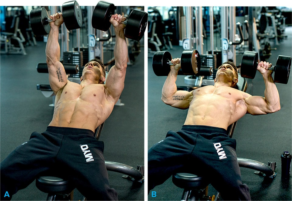 No solo bajes el peso cuando termines un set. Ve como los ejercicios isométricos pueden magnificar la composición de tu pecho en este nuevo entrenamiento de pecho completo.