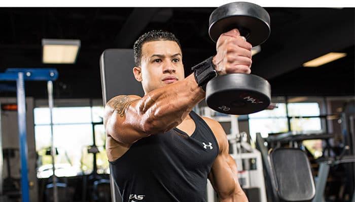 El entrenamiento extremo de hombros y tríceps !!