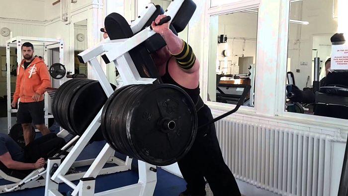El entrenamiento extremo de tríceps