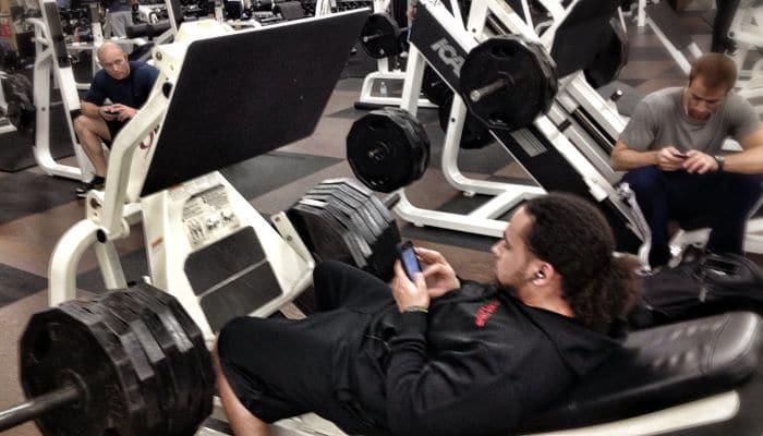7 tipos de personas más molestos del gimnasio