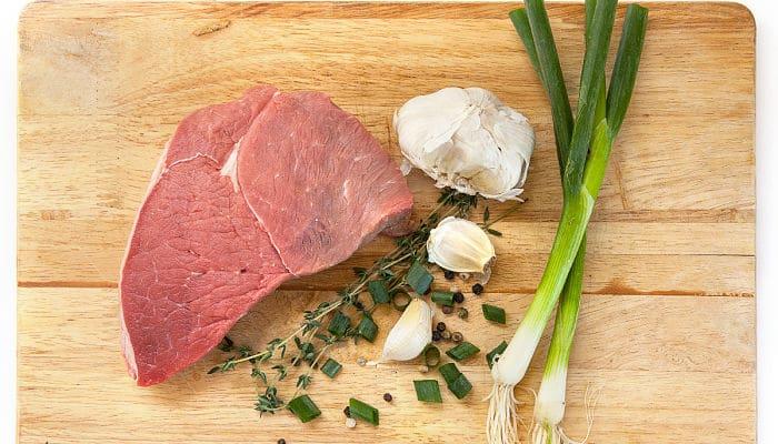 5 Cortes de carne ricos en proteína para tus músculos