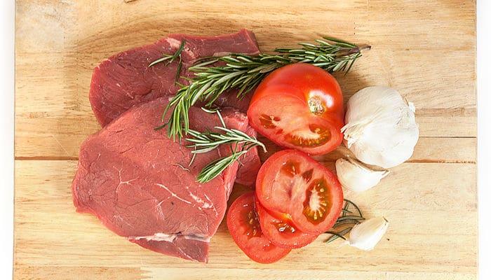 5 Cortes de carne ricos en proteína para ti
