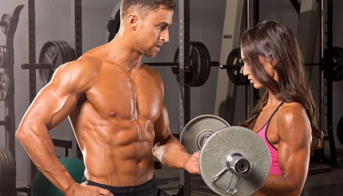 Razones para hacer ejercicio con tu pareja