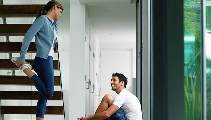 Consejos para hacer ejercicio con tu pareja