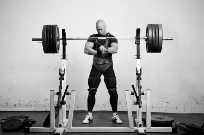 no necesitas levantar para aumentar músculos