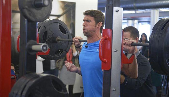 Michael Phelps: Plan de entrenamiento