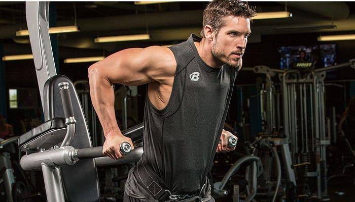 Haz que tus tríceps estén a la altura de tus bíceps!