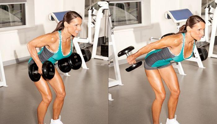 Como haccer que tus tríceps estén a la altura de tus bíceps