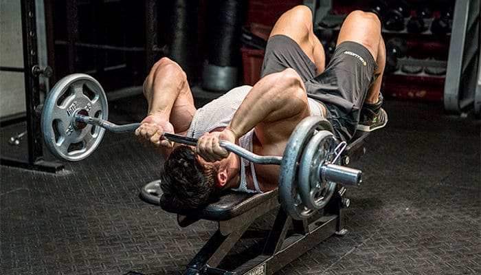 trabaja tus tríceps