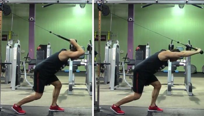 Que tus tríceps estén a la altura de tus bíceps