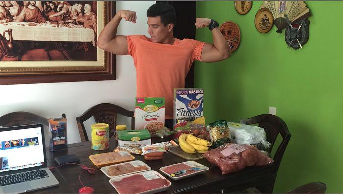 Alimentación para la hipertrofia