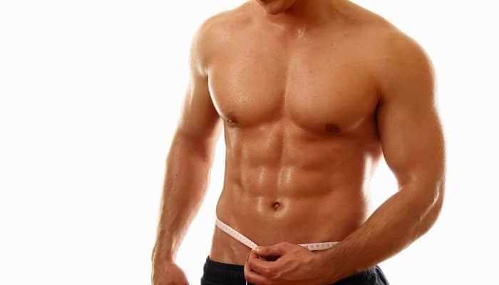 Baja solo en grasa y no en musculos
