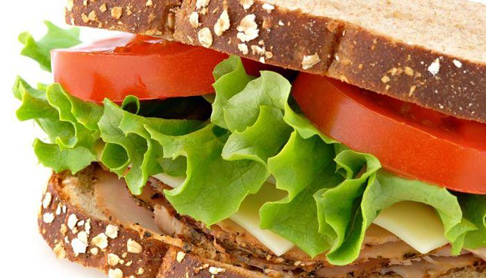 El mejor sandwich fitnes