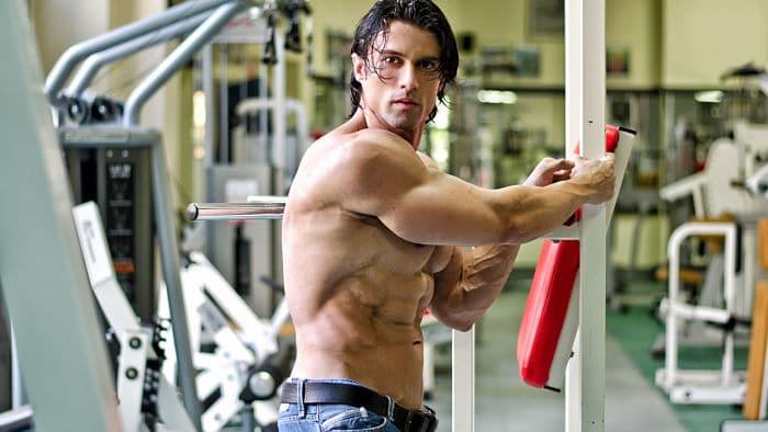 Aumenta músculos con perdida de la grasa