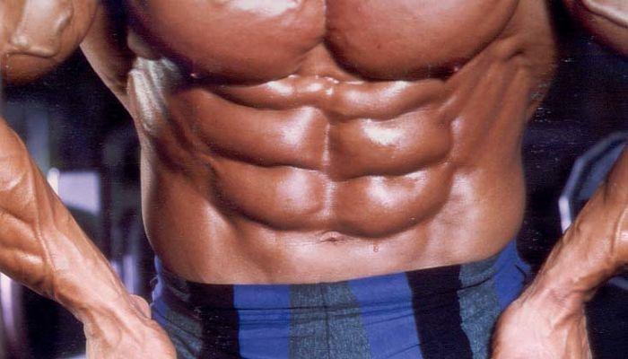 Músculos en la hipertrofia