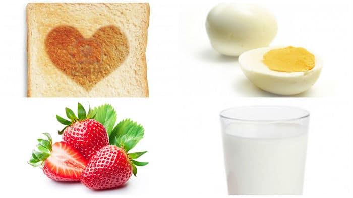 Desayuno con energias