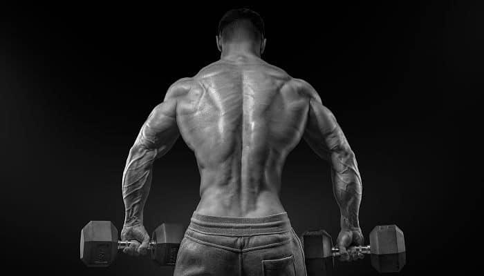 Gana músculos sin peso