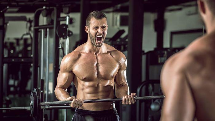 Ganar Músculos Levantando Pesos Ligeros