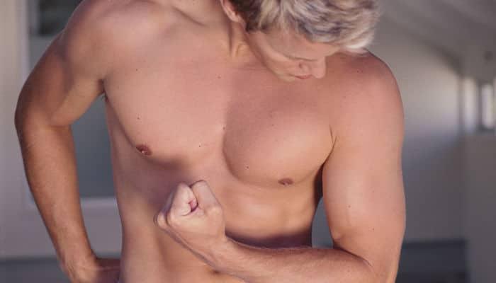 Músculos ganados sin mucho peso