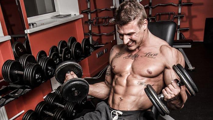 Sobreentrenamiento y los musculos