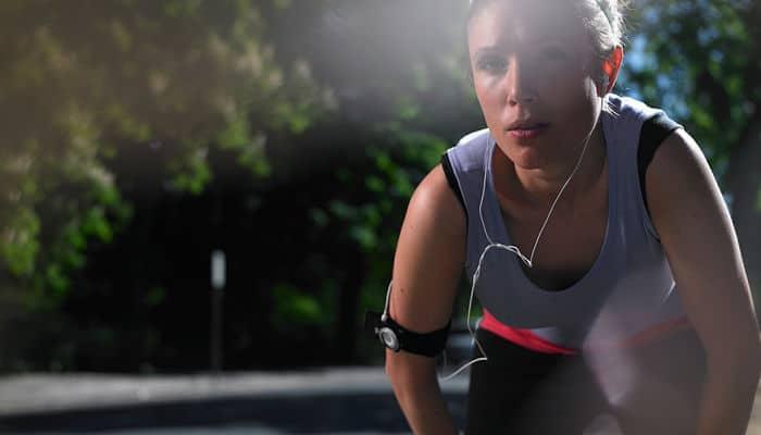 Técnicas para respirar al correr