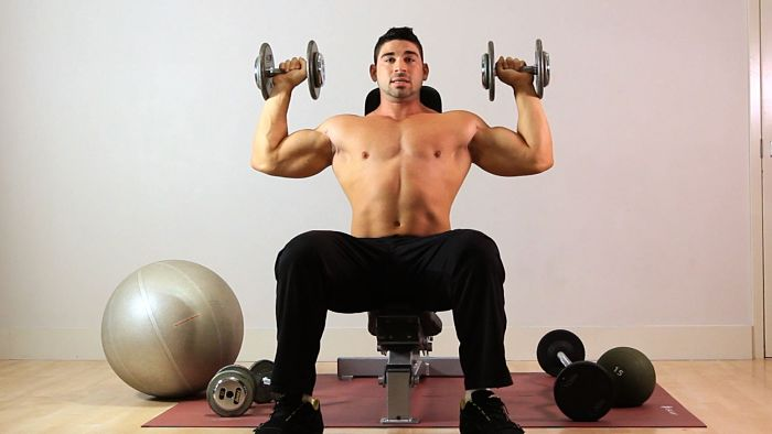 • Prensa Dumbbell Permanente