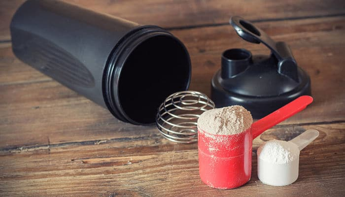 Gramos de proteínas para un culturista