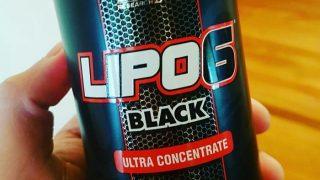 Lipo-6 Black Ultra: Excelente Quemador De Grasa