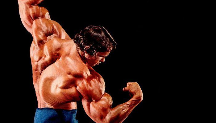 Entrenamientos de Arnold