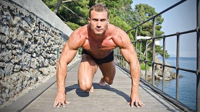 Glutamina para los musculos