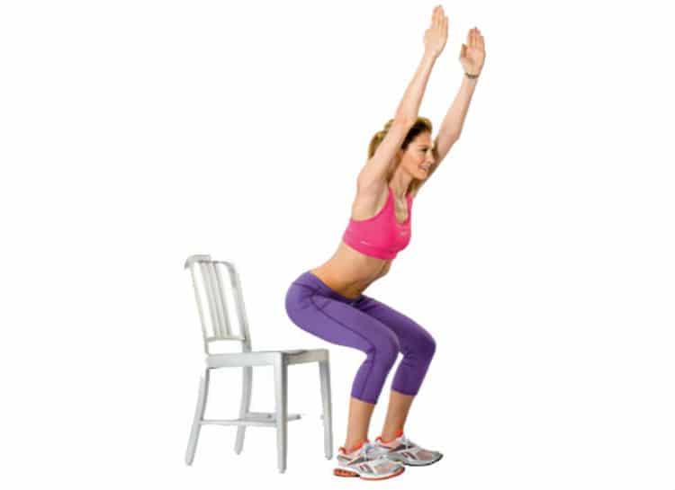 tonificar glúteos, muslos y piernas