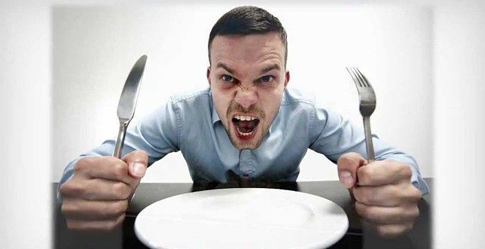 Dieta con hambre