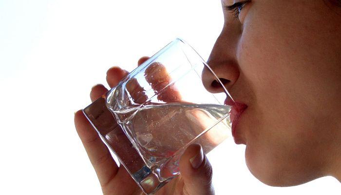 Dieta con abundante agua