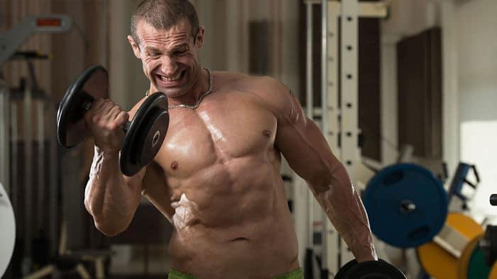 Repeticiones Con Trampa Para Ganar Mayor Masa Muscular Y Fuerza