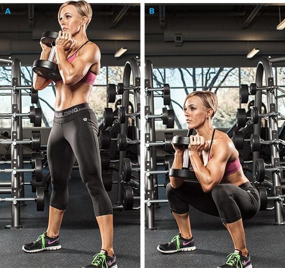 por qué las mujeres deben levantar pesas