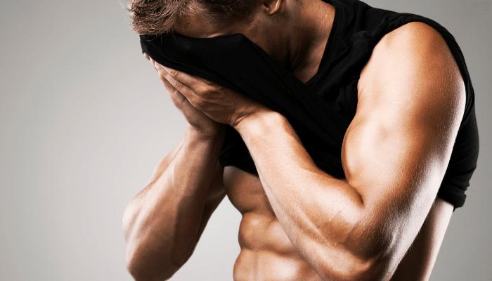 Músculos fatigados