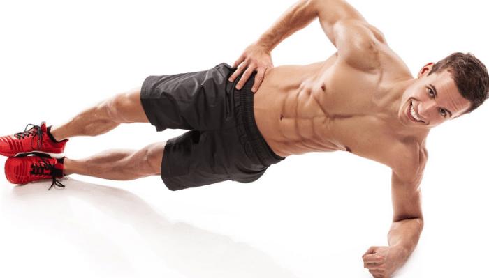 Calistenia para entrenar los músculos