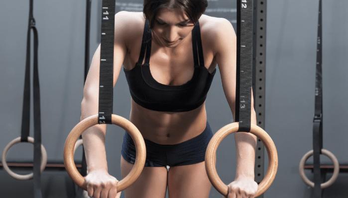 Disminución del peso con calistenia