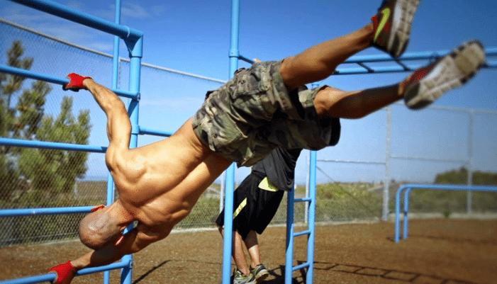 Calistenia para definir los músculos
