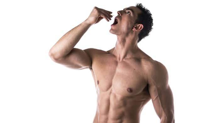 Creatina para definir los músculos
