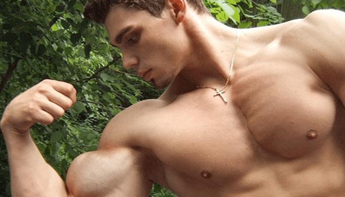 Músculos creciendo