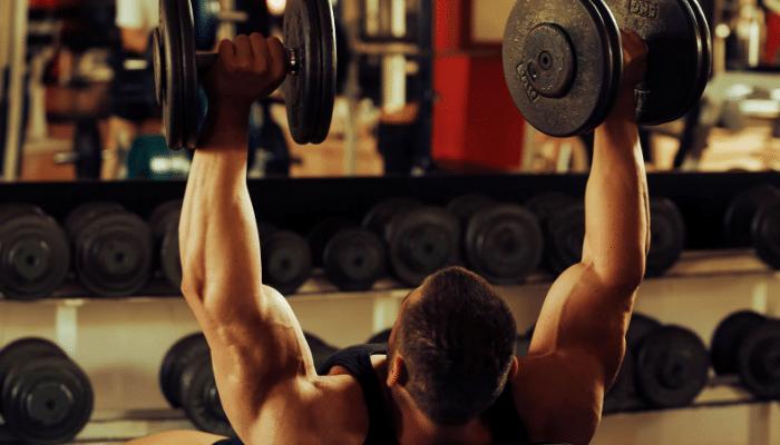 Construcción de músculos