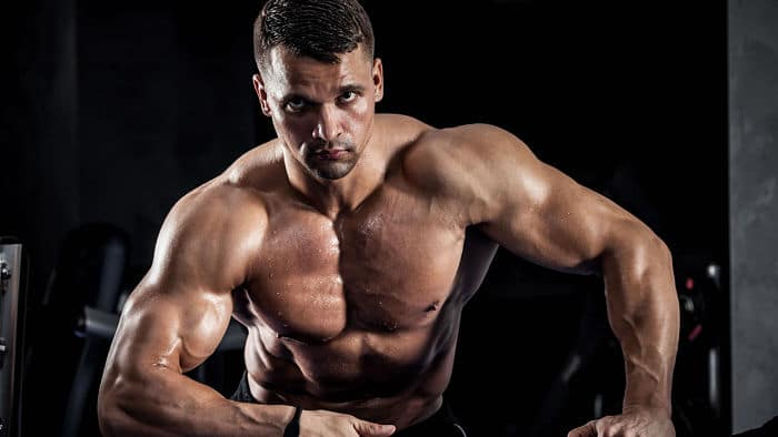 Músculos sin grasa