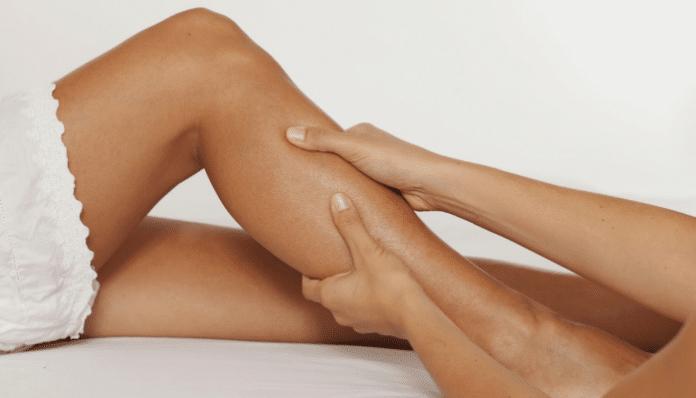 Masajear las piernas