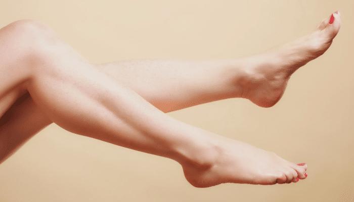 Cuidado de las piernas