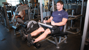 SEATED LEG CURL