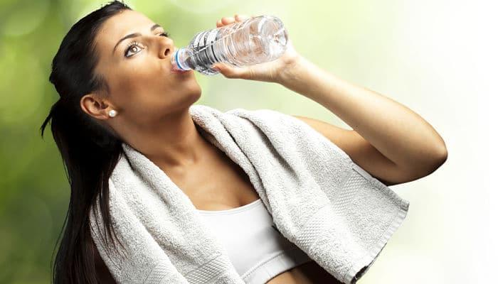 La importancia de la hidratacion