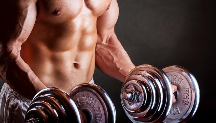 Risos de bíceps