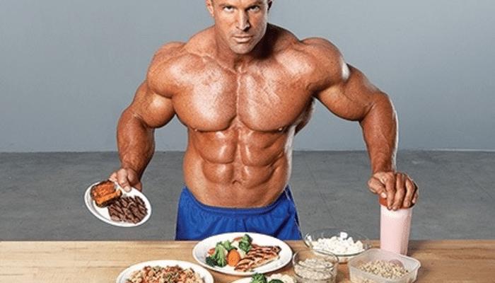Dieta optima de un culturista